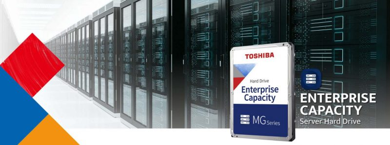 HDD Toshiba Enterprise 14TB