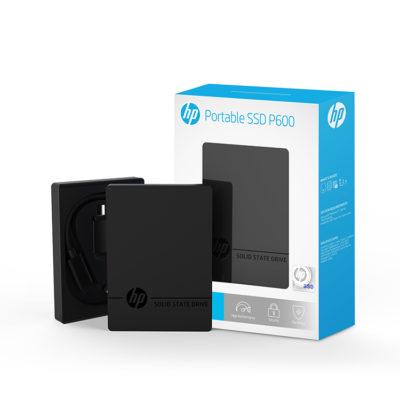 HP SSD P600 Portable